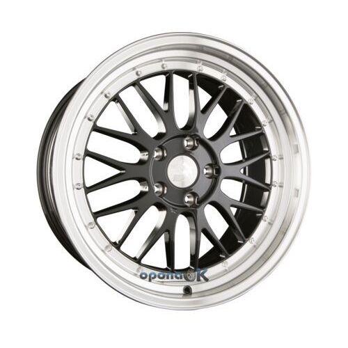 Ultra Wheels UA3-LM Black Rim Polished Einteilig 8.50 x 20 ET 45