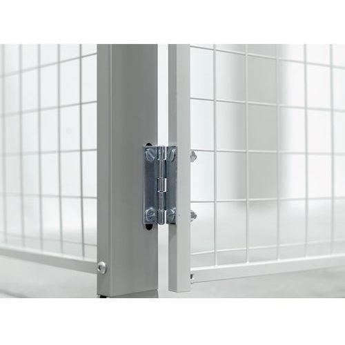 Łącznik narożny do systemu ścianek działowych x-store, zmienne, opak. 2 szt. łąc marki Axelent