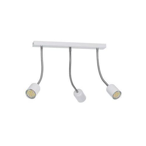 Oświetlenie punktowe maxi 3xgu10/40w/230v biały marki Decoland