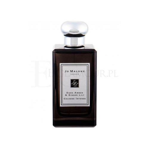 Jo malone dark amber & ginger lilly woda kolońska 100 ml dla kobiet