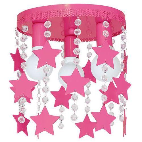 Oprawa dziecięca sufitowa STAR 3xE27 MLP1129 - Milagro - Sprawdź kupon rabatowy w koszyku, 1129