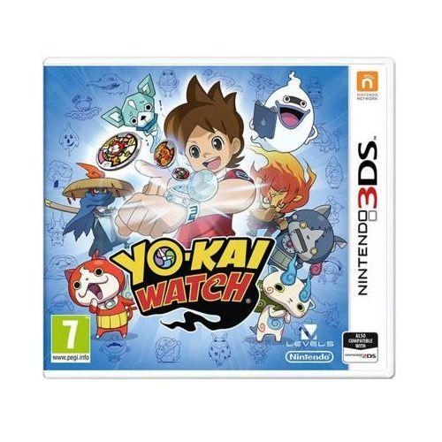 Nintendo Gra 3ds yo-kai watch