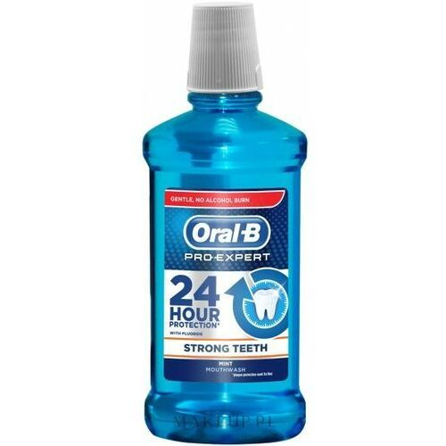 Płyn do płukania ust Oral-B Pro-Expert Strong Teeth 500 ml (3014260090616)