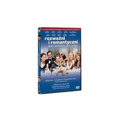 Imperial cinepix Rozważni i romantyczni - klub miłośników jane austen (dvd) - robin swicord