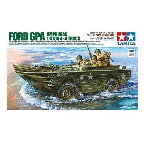 Tamiya Ford gpa amphibian 1/4ton 4x4 truck