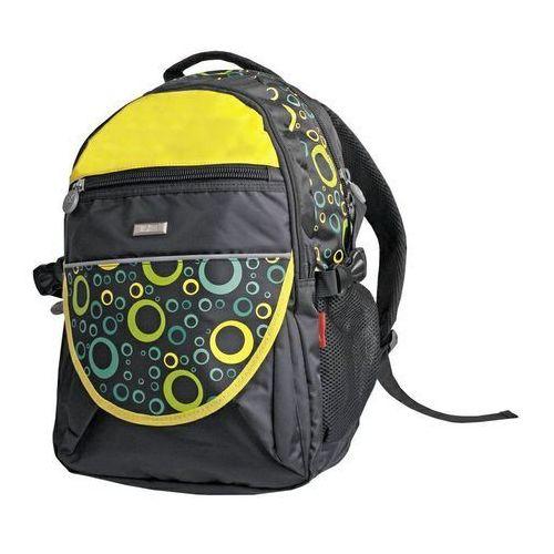 Easy Plecak szkolno-sportowy, czarno-żółty, 20 L -