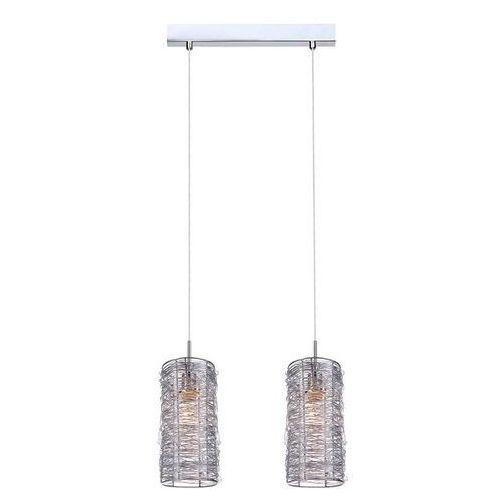 lampa wisząca LINTON 2xE14 - BZL, ITALUX MDM2136/2