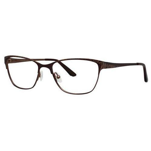 Okulary korekcyjne amice brwn marki Dana buchman