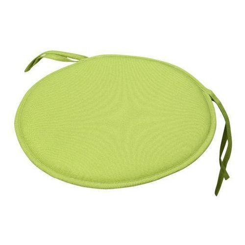 Poduszka okrągła Cocos zielona (3663602725282)