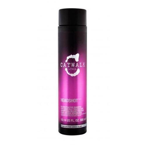 Tigi catwalk headshot reconstructive shampoo szampon do włosów 300 ml dla kobiet
