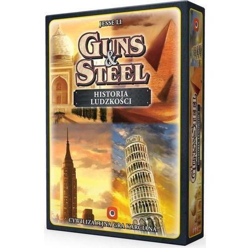 Guns & steel: historia ludzkości - marki Portal games