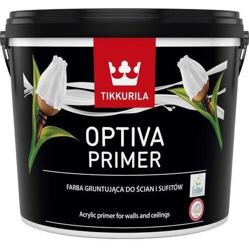 Grunt Optiva Primer 0.9 l Baza AP Tikkurila (5902829027600)