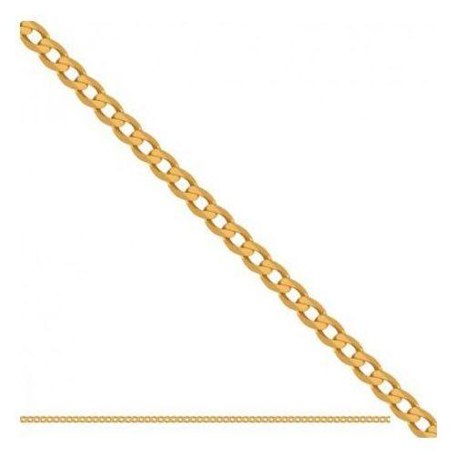 Łańcuszek złoty pr. 585 - Lp1001 (5900025418352)
