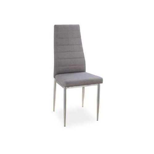 Signal Nowoczesne krzesło h-263 grey