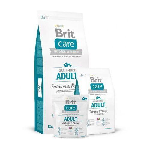 Brit  care gf adult salmon & potato 3kg