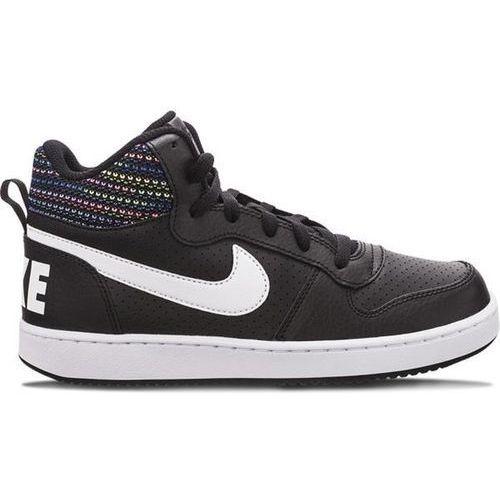 court borough mid se gs 005 black marki Nike
