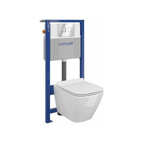 Zestaw podtynkowy WC NATIS CITY CERSANIT