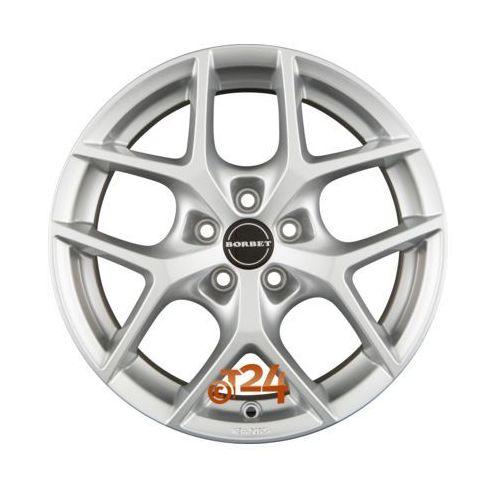Felga aluminiowa y 17 7,5 5x114,3 - kup dziś, zapłać za 30 dni marki Borbet