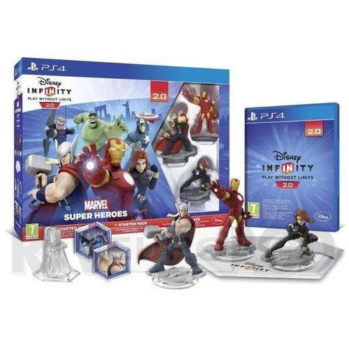 Disney Infinity 2.0 Marvel Super Heroes - Zestaw Startowy - produkt w magazynie - szybka wysyłka!