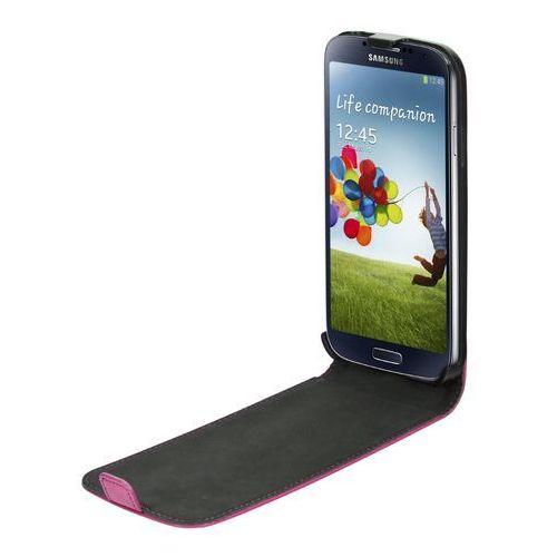 Pokrowiec XQISIT Flipcover (Samsung Galaxy S4) Różowy, kolor różowy
