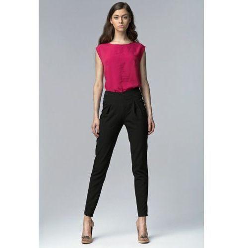 Nife Spodnie damskie model sd17 black