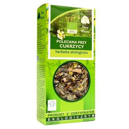 POLECANA PRZY CUKRZYCY 50g - Dary Natury herbata (5902741005212)