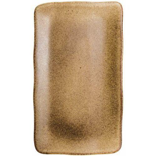 Fine dine Półmisek prostokątny brass   365x210 mm