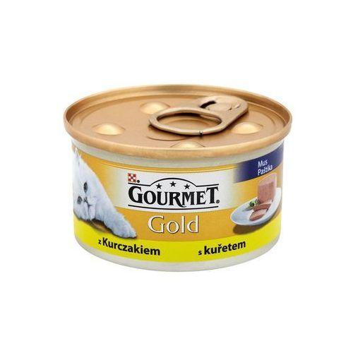 Gourmet gold mus z kurczakiem - 85g marki Purina