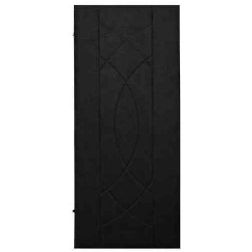 Gockowiak Tapicerka drzwiowa elipsy 1 czarny 105cm