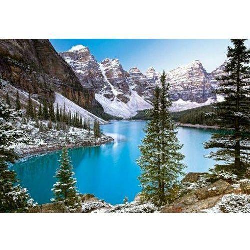 Castorland Puzzle 1000 kanadyjskie jezioro castor (5904438102372)