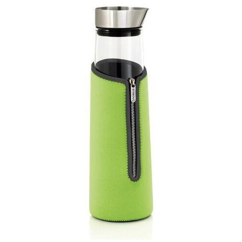 Blomus - acqua - pokrowiec termoizolacyjny na karafkę 1,50 l - zielony - 1,50 l