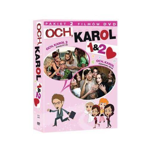 Galapagos films Och karol 1&2 pakiet (2 dvd)  7321997500056 (7321997500056)