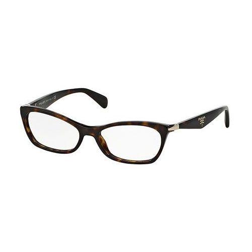 Okulary korekcyjne pr15pv swing 2au1o1 marki Prada