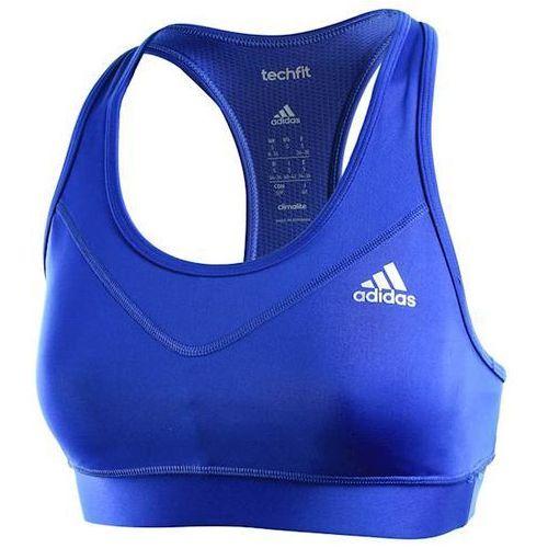Bielizna damska  stanik sportowy bra solid blue xs • rozmiar: xs marki Adidas