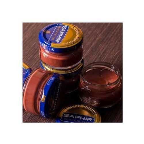 Saphir bdc Saphir 36 - jasny brąz tobacco / light tobacco brown krem do obuwia butów 50ml