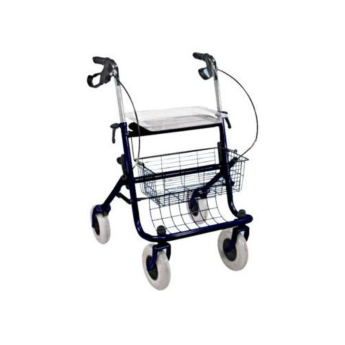 Podpórka rehabilitacyjna 4-kołowa, stalowa classic marki Armedical