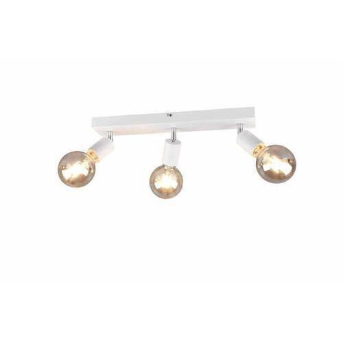 Trio RL Vannes R80183031 plafon lampa sufitowa 3x40W E27 biały