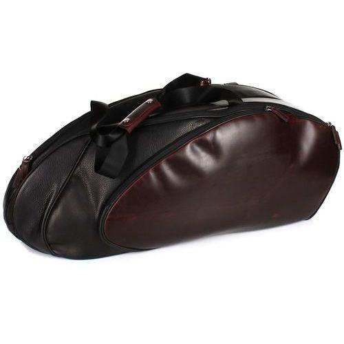 Wilson Leather Bag Black