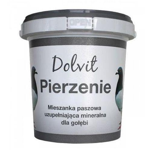 Dolfos  dg dolvit pierzenie mieszanka mineralna dla gołębi w okresie pierzenia 1kg, kategoria: pokarmy dla ptaków