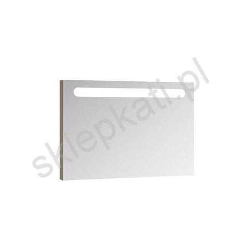 Ravak chrome 600 lustro z oświetleniem 60x55 cm, kolor biały/cappuccino x000000968 (8592626031633)