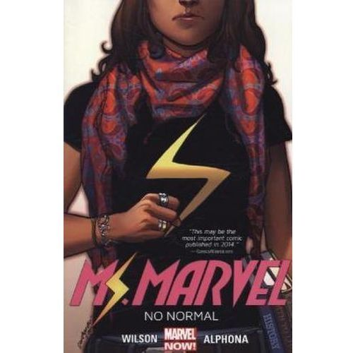 Ms. Marvel Volume 1, Marvel Comics