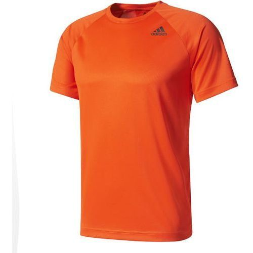 Koszulka design to move tee plain bk0958 marki Adidas