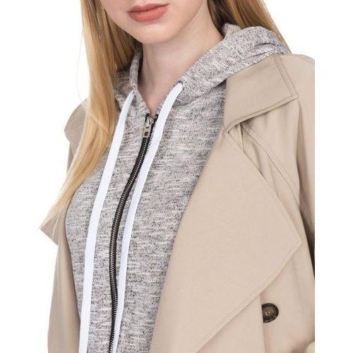 alexis trench coat beżowy xs marki Guess - OKAZJE