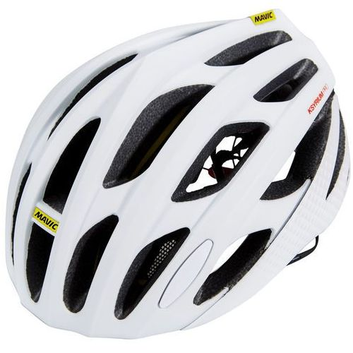 Mavic ksyrium pro kask rowerowy mężczyźni biały 54-59 cm 2018 kaski szosowe (0889645115993)
