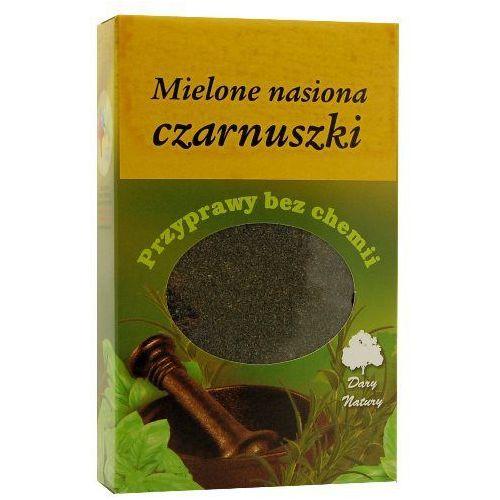 """Mielone nasiona czarnuszki 50g - """"przyprawy bez chemii"""" marki Dary natury"""