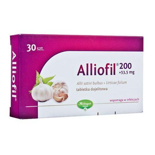 Herbapol poznań Alliofil x 30 tabletek