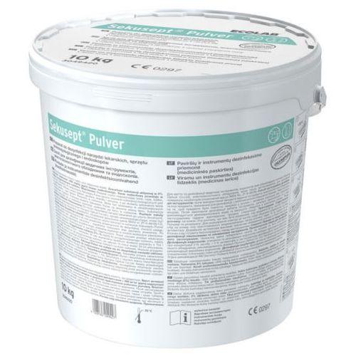 Płyn do dezynfekcji narzędzi medycznych Ecolab Sekusept Pulver ® 10 kg, 3049420
