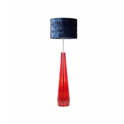 4 Concepts Berlin Red L233311318 lampa stojąca podłogowa 1x60W E27 czerwony