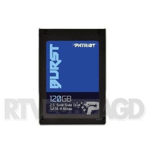Patriot burst 120gb - produkt w magazynie - szybka wysyłka!