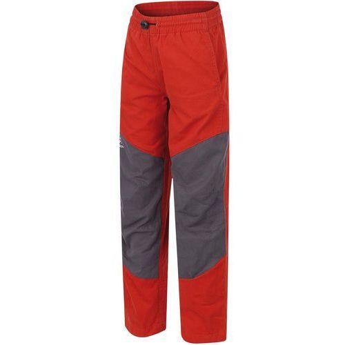 Hannah spodnie outdoorowe Twin JR Ketchup/graphite 140